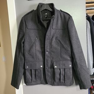Like new winter coat jacket H&M